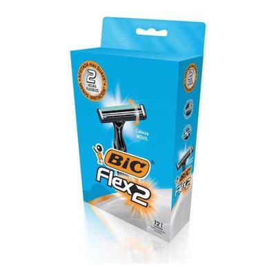 Bic-Flex-2-Maquina-De-Afeitar-12-Unidades-en-FarmaPlus