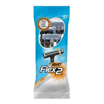 Bic-Flex-2-Maquina-De-Afeitar-5-Unidades-en-FarmaPlus