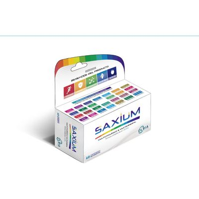 Saxium-Suplemento-Multivitaminico-Multimineral-60-Comp-en-FarmaPlus