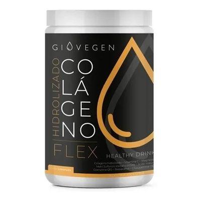 Giovegen-Colageno-Hidrolizado-Flex-Sabor-Limon-380-Gramos-en-FarmaPlus