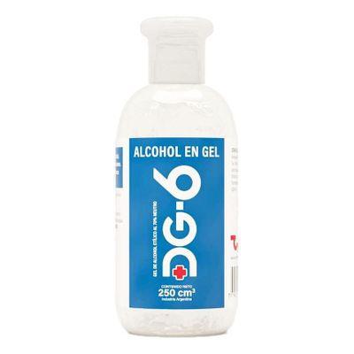 Dg6-Alcohol-En-Gel-Con-Alcohol-Etilico-Al-70--250ml-en-FarmaPlus