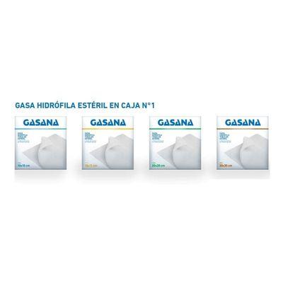 Gasana-Gasa-Esteril-10x10-2-Sobres-10-Gasas-Por-Sobre-en-FarmaPlus