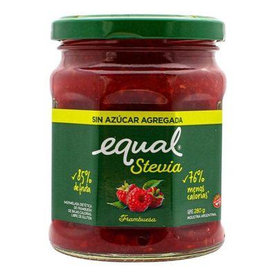 Equal-Stevia-Mermelada-Libre-De-Gluten--Frambuesa-280g-en-FarmaPlus