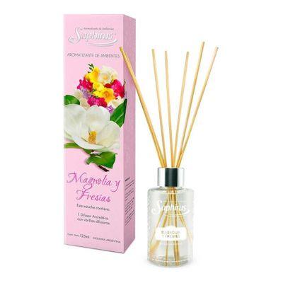 Saphirus-Difusor-Aromatico--Fragancia-Magnolia-Fresias-125ml-en-FarmaPlus