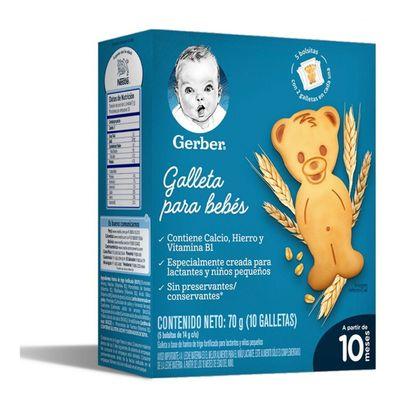 Gerber-Galleta-Para-Bebes-De-Trigo--10-Meses-10-Unidades-en-FarmaPlus