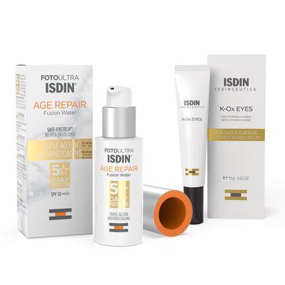 Isdin-Combo-Contorno-De-Ojos-Ko-x-Eyes---Fotoprotector-Ultra-Age-Repair-Fps50