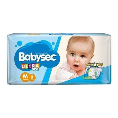 Babysec-Ultrasec-Dura-Plus-Pañales-Mediano-X-8-Unidades-en-FarmaPlus