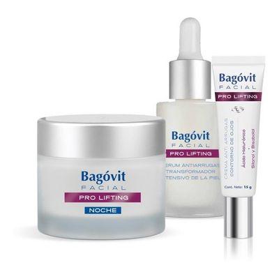Bagovit-Pro-Lifting-Combo-Facial-Serum---Crema-Noche---Ojos-en-FarmaPlus