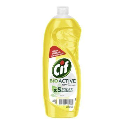 Cif-Active-Gel-Limon-Detergente-Concentrado-En-Botella-300ml-en-FarmaPlus