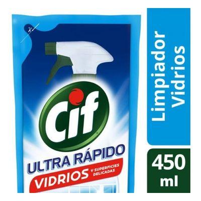 Cif-Limpiador-De-Vidrios-Ultra-Rapidos-Doypack-450ml-en-FarmaPlus