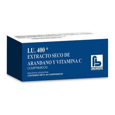 I.-U.-400-Extracto-Seco-De-Arandano-Y-Vitamina-C-60-Comp-en-FarmaPlus