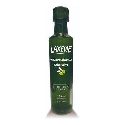 Laxewe-Vaselina-Liquida-Sabor-Oliva-250ml-en-FarmaPlus