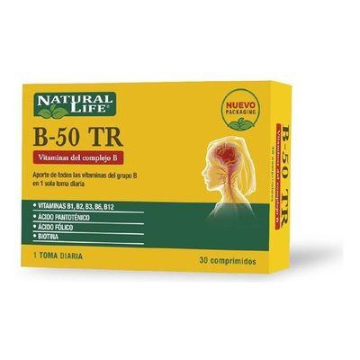 Natural-Life-B-50-Complex-T-R-30-Comprimidos-en-FarmaPlus