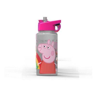 Peppa-Pig-Straw-Top-Botella-Con-Sorbete-500-Ml-en-FarmaPlus