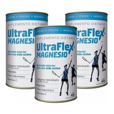 Ultraflex-Magnesio-Colageno-Hidrolizado-En-Polvo-420gr-X3-Un-en-FarmaPlus