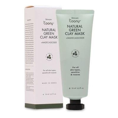Coony-Natural-Green-Clay-Mask-Tratamiento-De-Arcilla-Natural