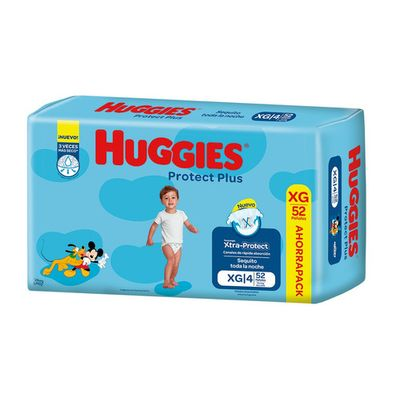 Huggies-Protect-Plus-Pañales-Unisex-Xg-52-unidades