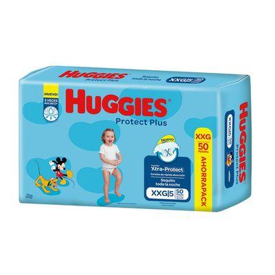 Huggies-Protect-Plus-Pañales-Unisex-Xxg-50-unidades