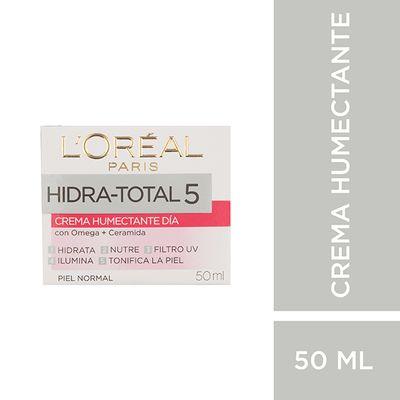 Loreal-Hidra-Total-5-Crema-Humectante-Dia-Piel-Normal-50ml