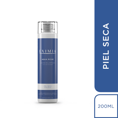 Eximia-Aqua-Riche-Leche-De-Limpieza-Para-Pieles-Secas-200ml-en-Pedidosfarma