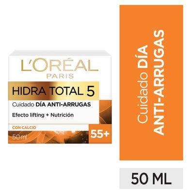 Loreal-Hidra-Total-5-Antiarrugas-Crema-Con-Colageno--55-50ml
