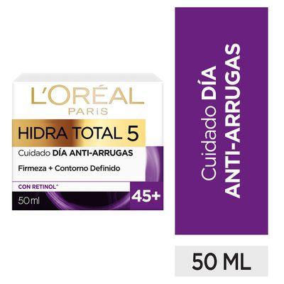 Loreal-Hidra-Total-5-Antiarrugas-Crema-Con-Retinol--45-50ml-en-Pedidosfarma