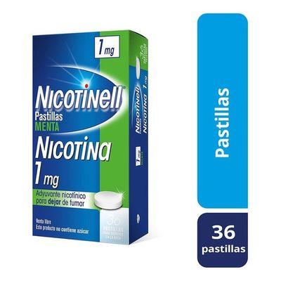 Nicotinell-Pastillas-De-Disolucion-Oral-1-Mg-X36-Sabor-Menta