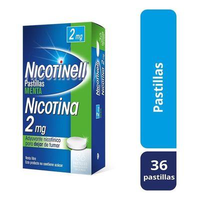 Nicotinell-Pastillas-De-Disolucion-Oral-2-Mg-X36-Sabor-Menta