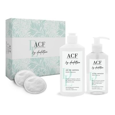 Acf-By-Dadatina-Kit-Doble-Limpieza-Gel---Aceite---Pads-en-FarmaPlus
