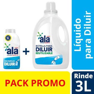 Ala-Matic-Para-Diluir-Jabon-Liquido500ml---Botella-3lt-en-FarmaPlus