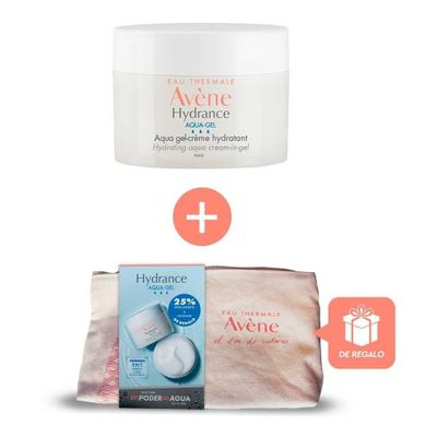 Avene-Kit-Poder-Del-Agua-Hydrance-Aquagel-50ml---Necessaire--en-FarmaPlus