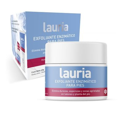 Lauria-Crema-Exfoliante-Enzimatico-Para-Pies-X-40-Gr-en-FarmaPlus