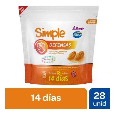 Simple-Defensas-Sistema-Inmune-Doy-Pack-28-Pastillas-De-Goma-en-FarmaPlus