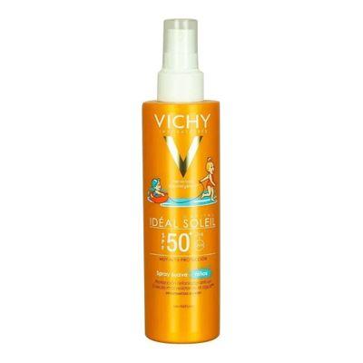 Vichy-Ideal-Soleil-Spray-Suave-Niños-Spf50--Cuerpo-X-200ml-en-FarmaPlus