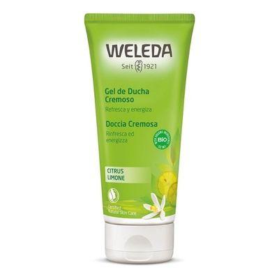 Weleda-Gel-De-Ducha-Cremoso-Citrus-X-200-Ml-en-FarmaPlus