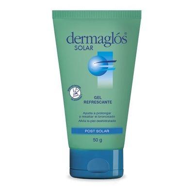 Dermaglos-Gel-Refrescante-Post-Solar-X-50grs-en-FarmaPlus