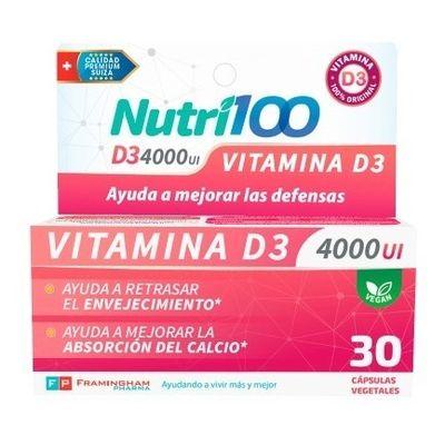 Nutri100-Vitamina-D3-4000-Ui-X-30-Capsulas-Vegetales-en-FarmaPlus