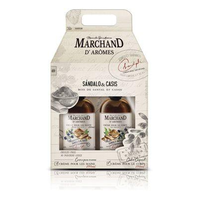 Marchand-Estuche-Sandalo-casis-Crema-Manos---Crema-Corporal-en-FarmaPlus